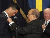 اخبار كريستيانو رونالدو اليوم عن دعم رئيس البرتغال ورفض سحب الأوسمة
