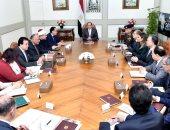 السيسى يبحث إعداد رئاسة مصر للاتحاد الأفريقى ويوجه بتوسيع التعاون مع القارة