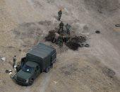 صور.. الشرطة المكسيكية تنتشر بمواقع سرقة خطوط النفط بعد الانفجارات الأخيرة