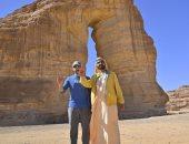 اعرف كلمات قصيدة الشيخ محمد بن راشد الجديدة عن السعودية وشعبها