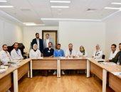 صور.. مركز التدريب بهيئة الطاقة الذرية يعقد برنامج تدريبي توعوي للعاملين في مستشفى سرطان الأقصر