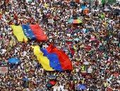 مادرو يرسل السجناء للحدود مع كولومبيا لمنع دخول مساعدات أمريكا الإنسانية