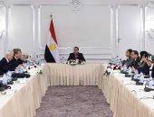 رئيس الوزراء يشهد توقيع إعلان مشترك لتعميق العلاقات التجارية بين مصر وألمانيا