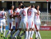 جروس يمنح لاعبو الزمالك راحة من التدريبات قبل الاستعداد لنصر حسين داى