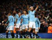 مانشستر سيتي يتفوق على أندية الدوري الإنجليزي برقم قياسي