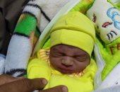 """""""ياسين صرخة أنين"""".. وفاة طفل بعد ولادته بـ9 أيام نتيجة إهمال طبى فى السلام.. فيديو"""