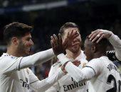 الريال ضد ألافيس.. الملكى يضرب بثلاثية ويشعل المنافسة على الدوري الإسباني
