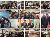 أحمد أبو هشيمة يزور جناح المملكة العربية السعودية فى معرض الكتاب