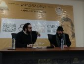 عمرو عبد الجليل فى ندوة معرض الكتاب: تعلمت الكثير من يوسف شاهين