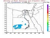 مركز التنبؤ بالفيضان: أمطار غزيرة تصل لحد السيول على سيناء الأربعاء المقبل