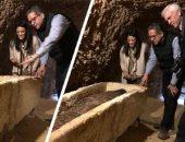وسائل الإعلام العالمية تسلط الضوء على اكتشاف تونا الجبل وتصفه بالضخم