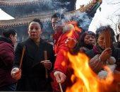 """دول آسيوية تحتفل ببداية عام """"الخنزير"""" طبقا للتقويم الصينى"""