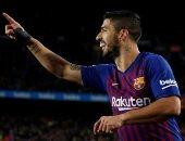 برشلونة ضد ريال مدريد.. سواريز يهدد الملكى بـ8 أهداف قبل كلاسيكو الأرض