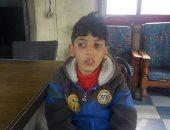 التوصل لأسرة طفل من ذوى الاحتياجات الخاصة بعد العثور عليه بميدان المنيب