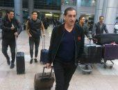 صور.. دياز يصل القاهرة لتدريب بيراميدز