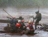 استمرار عمليات البحث عن ناجين جراء كارثة انهيار سد فى البرازيل