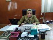 بعد شائعات القبض عليها برشوة 4 ملايين جنيه.. مدير طرق كفر الشيخ تمارس عملها