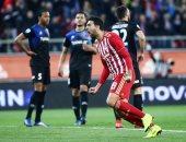 كوكا يقود هجوم أولمبياكوس ضد دينامو كييف فى الدوري الأوروبى