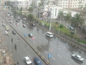 صور ..أمطار بالقاهرة والجيزة والأرصاد تحذر من التقلبات الجوية وانخفاض الحرارة