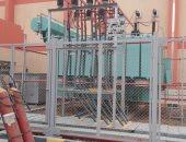 فصل التيار الكهربائى عن شرق مصيف بلطيم بكفر الشيخ