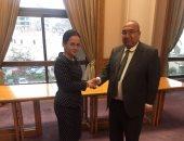 مساعد وزير الخارجية: نتطلع لزيادة حركة السياحة الرومانية إلى مصر