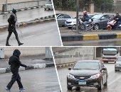 أمطار غزيرة ورعدية بأغلب الأنحاء غدا تمتد للقاهرة الكبرى والصغرى 9 درجات