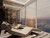 اعرف سعر الليلة الواحدة فى أكبر جناح فى العالم لسفينة سياحية كام؟