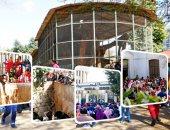 الزراعة: استقبال 6500 زائر بحديقة حيوان الجيزة للاحتفال بعيد الميلاد حتى ظهر اليوم