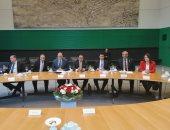 وفد البرلمان المصرى ببرلين يلتقى نائب رئيس البوندستاج الألمانى