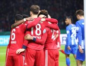 اخبار بايرن ميونخ اليوم عن 16 مباراة متتالية دون هزيمة ضد شالكة