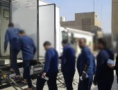 550 سجينا يودعون السجون بموجب عفو رئاسى.. وفحص طبى لسجناء أبو زعبل