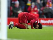 """ليفربول ضد بورنموث.. محمد صلاح يكرس العقدة بالهدف السادس """"فيديو"""""""
