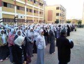 صور.. 274 مدرسة تستقبل الطلاب بكفر الشيخ.. والصحة تستعد للمسح الطبى