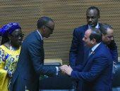 مفوضة الاتحاد الأفريقى للبنية التحتية: أفريقيا استفادت من رئاسة مصر للاتحاد