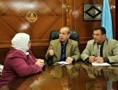 محافظ كفر الشيخ: عودة المعلمين المنتدبين إلى مدارسهم باستثناء سن 58 عاماً