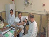 توقيع الكشف الطبى على المرضى المدنيين وصرف الأدوية لهم بمستشفيات الشرطة