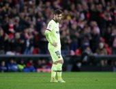 أخبار ميسي اليوم عن المباراة الأسوأ لنجم برشلونة فى الدورى الإسبانى