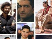 صور.. 10 مصريين رفعوا اسم مصر فى السينما والدراما العالمية