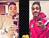 """نفس الشيء ولكنكم تحبون المشاهير.. أحمد يشارك بصورته: """"مين كهربا ناو"""""""
