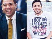 """نفس الشىء ولكنكم تحبون المشاهير.. عبد الملك رشيد:  """"أشبه أحمد عز"""""""