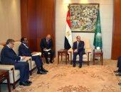 رئيس البنك الأفريقى للتنمية يشيد باستمرار التحسن فى أداء الاقتصاد المصرى