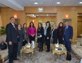 محافظ دمياط تستقبل عددا من ممثلى الشئون الدولية بكندا والشرق الأوسط