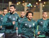 صور..  الاتحاد السكندرى يواصل الاستعدادات لمواجهة الهلال فى البطولة العربية