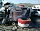 مصرع مصريين اثنين وإصابة 8 فى حادث سير مروع بالكويت