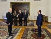 بسام راضى: الرئيس يشهد حلف اليمين للدكتور عاصم الجزار وزيرا للإسكان