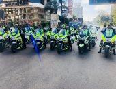 قانون جديد أمام البرلمان يُلزم بوضع ملصق مرورى إليكترونى بالمركبات