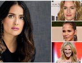 الطبيعى يكسب.. فنانات هوليوود يرفضن عمليات التجميل ويعتمدن على جمالهن