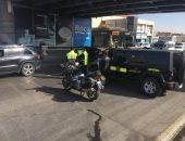 نشر سيارات إغاثة وتجهيز غرف عمليات المرور تحسبا لسقوط أمطار على الطرق السريعة