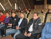 لجنة الحكام تعقد جلستين لمناقشة التحليل الفني لإدارة مباريات الدوري