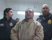 """سجن إمبراطور المخدرات المكسيكى """"إل تشابو"""" مدى الحياة وتغريمه 12 مليار دولار"""
